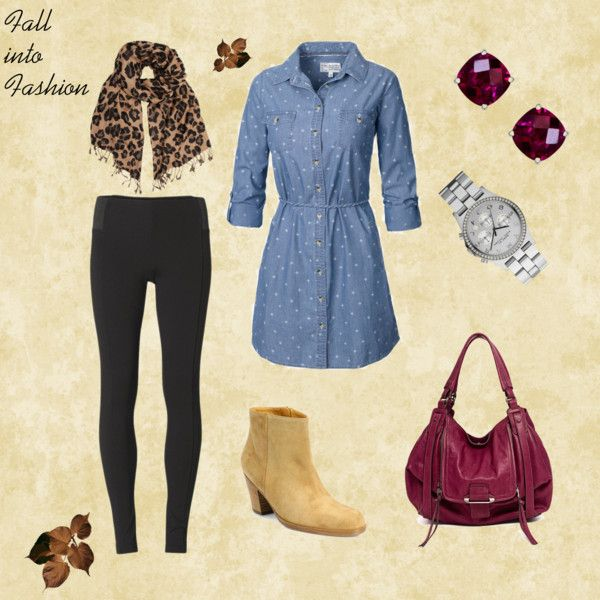 """""""Fall into Fashion"""" by cmoorejc on Polyvore"""