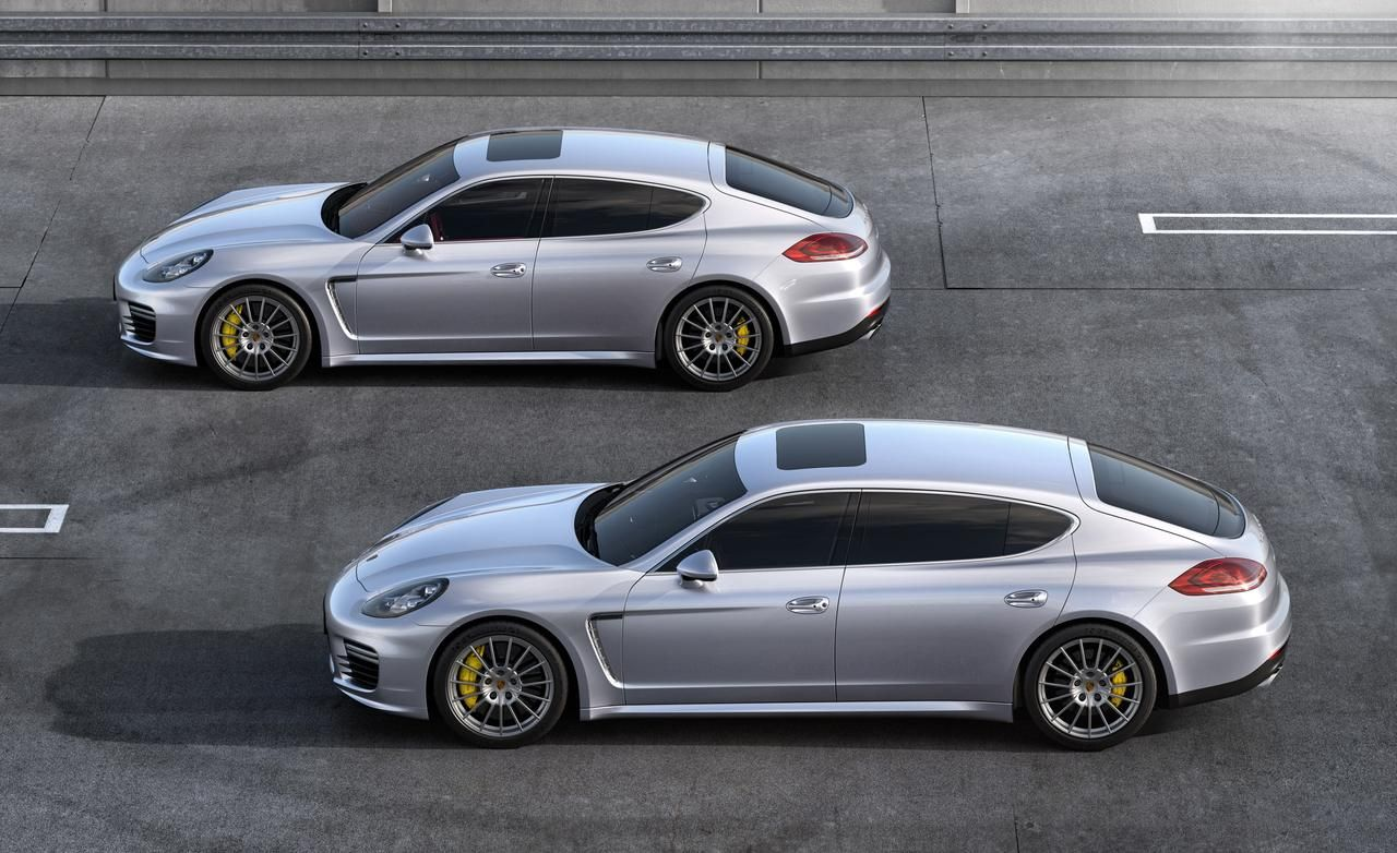 2014 panamera turbo s executive stretch