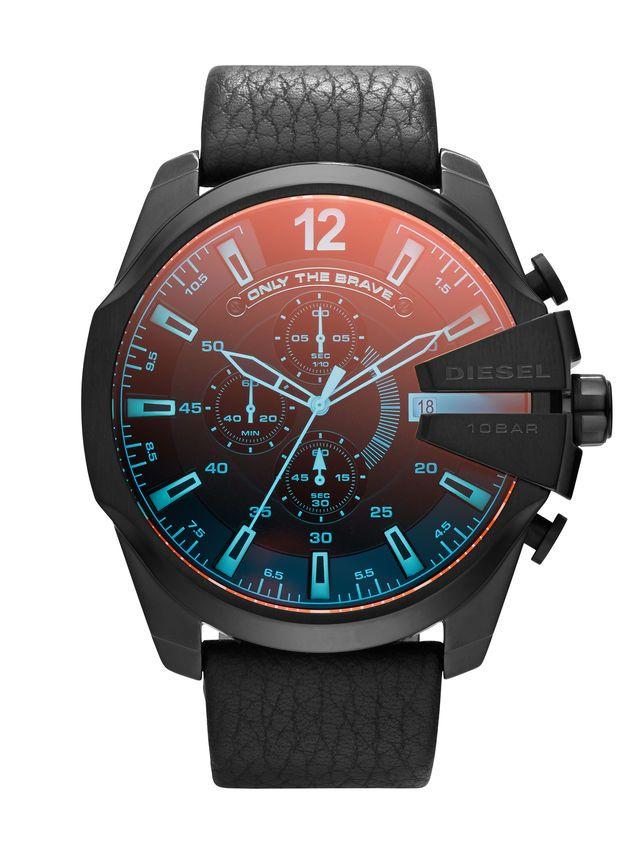 5006c505b72 Diesel DZ4323 Men s Mega Chief Black Quartz Watch