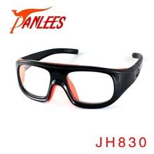 fa1cc846541 OEM Panlees Anti-Impact Interchangeable Temple Sports Goggles Handball  Sports Glasses Basketball Safety Goggles For