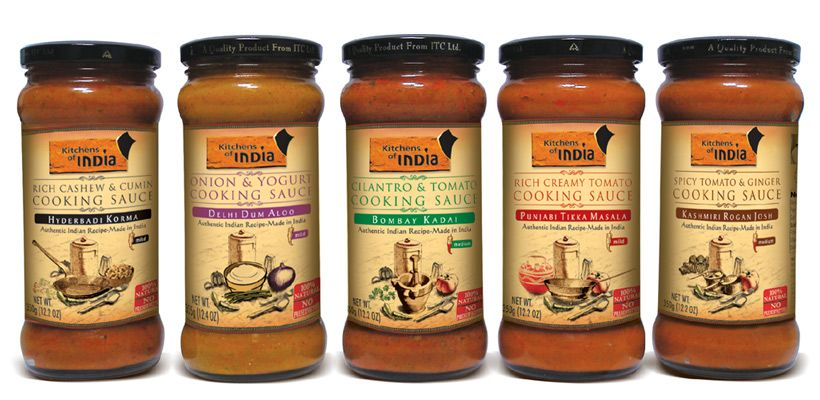Merveilleux Kitchens Of India Curry Paste Are A Selection Of Rich, Mild Spices,  Artfully Blended