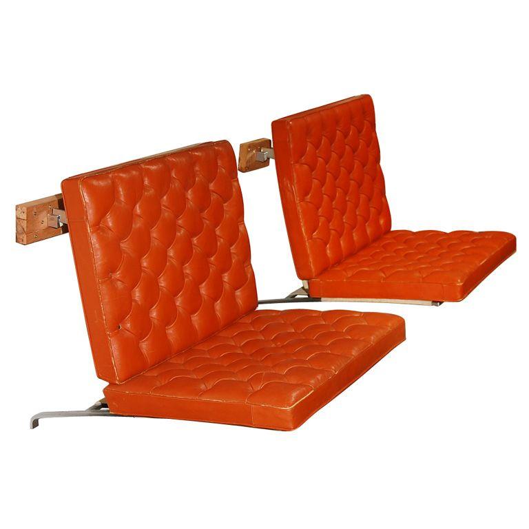 Good Poul Kjaerholm Chairs | Poul Kjaerholm PK 26 Wall Mounted Chairs