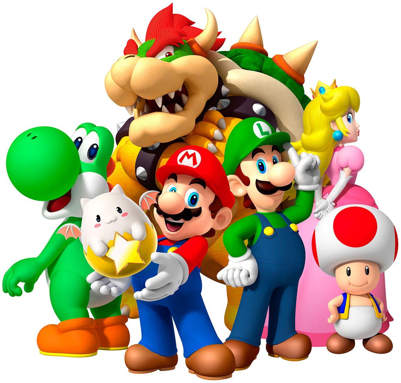 Super Mario Brothers Picture