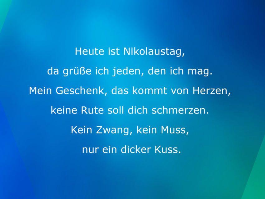 Nikolaus 2019 Die Besten Und Schonsten Whatsapp Spruche Schone Whatsapp Spruche Spruche Nikolaus Spruch
