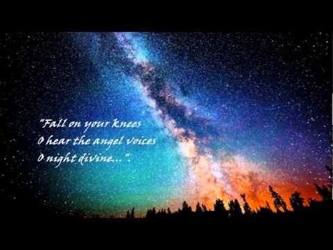 ANDY WILLIAMS - O HOLY NIGHT   Holy night, Oh holy night