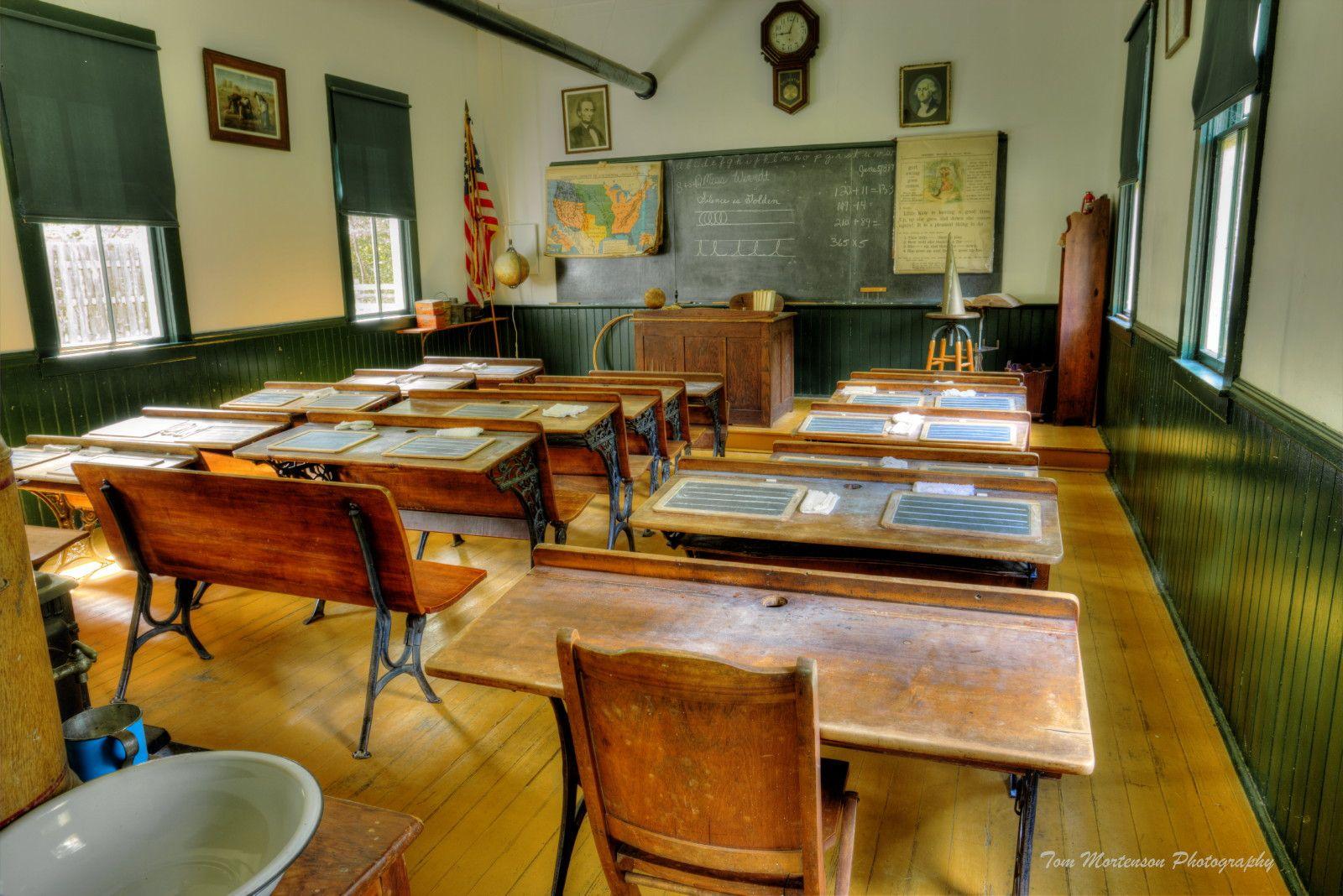 Old School Stonefield Village Cassville Wisconsin