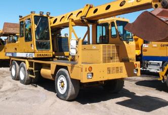 1999 GRADALL XL4100 For Sale In Uxbridge, Ontario Canada