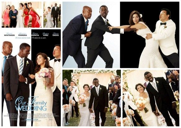 Our Family Wedding Wedding Movies Movie Wedding Dresses Wedding Dresses
