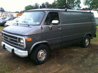 Used 1996chevy Cargo Vans Sale 1995 Chevrolet G20 Cargo Van 2500 Byram Raymond Van Chevrolet Cargo Van