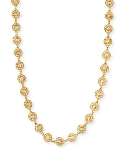 High End Opera Necklace with Diamonds Opera Diamond and Top designers
