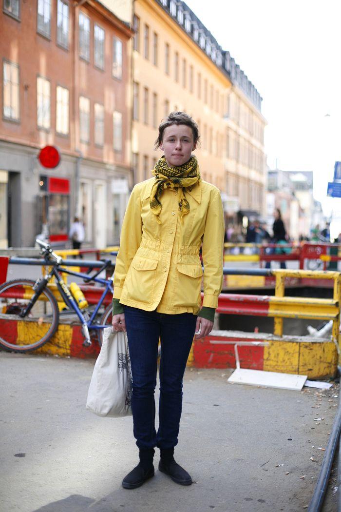 Next Week Stockholm! « The Sartorialist