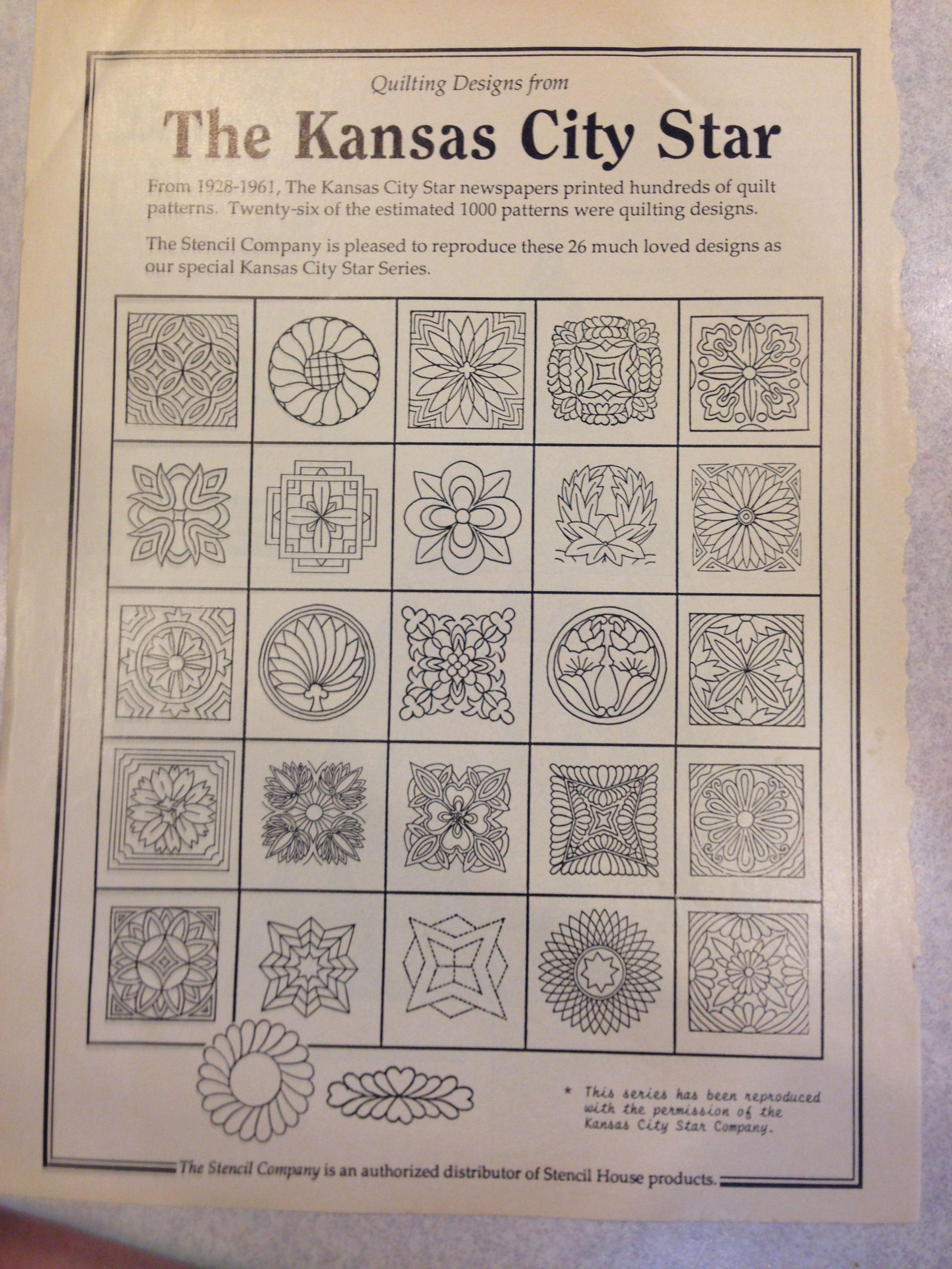 The Kansas City Star Block Ideas Antique Quilts Patterns Vintage Quilts Patterns Star Quilt Patterns