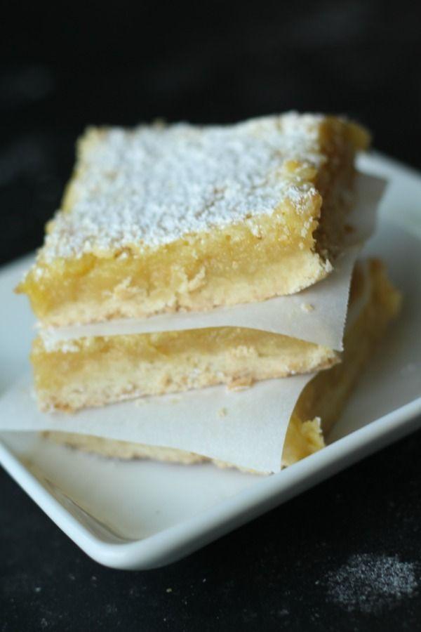 Gluten Free Lemon Bars The Ones My Kids Beg Me To Make Recipe