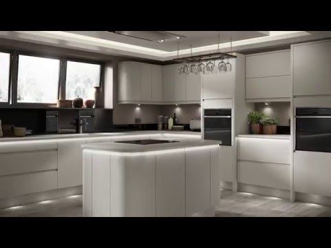 Best Soho Matt Grey Kitchen Modern Style Range Benchmarx 400 x 300