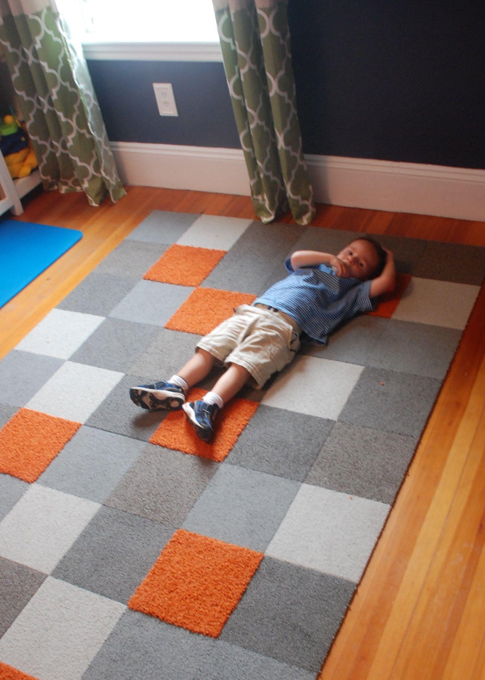 Musings Big Boy Room Carpet Tiles Big Boy Room Bedroom Flooring