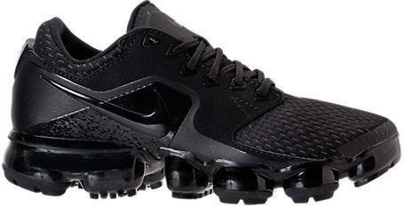 82ebc3277707 Boys  Big Kids  Nike Air VaporMax Flyknit MOC Running Shoes ...