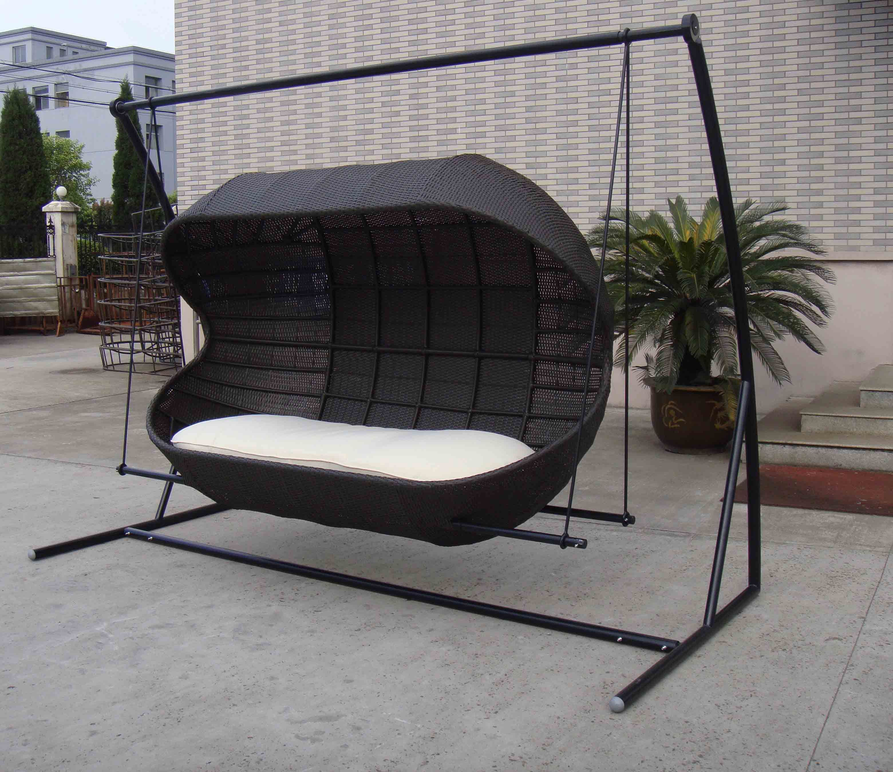 TG rattan swing chair from trygo furniture SwingChair