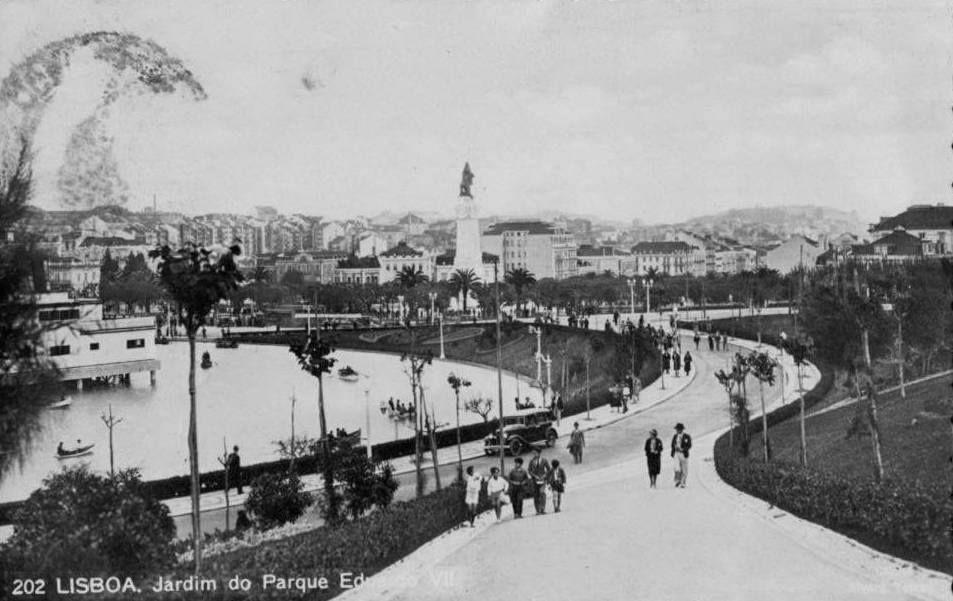 Resultado de imagem para parque eduardo vii anos 30
