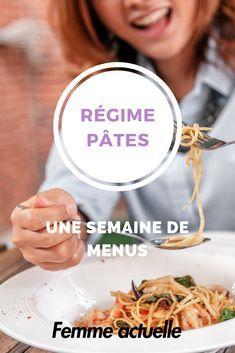 Régime pâtes : nos menus pour mincir sans faim et sans