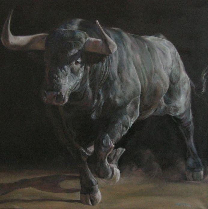 GILLES-CAPTON-3926-2 | Tatouages de taureaux, Taureau ...