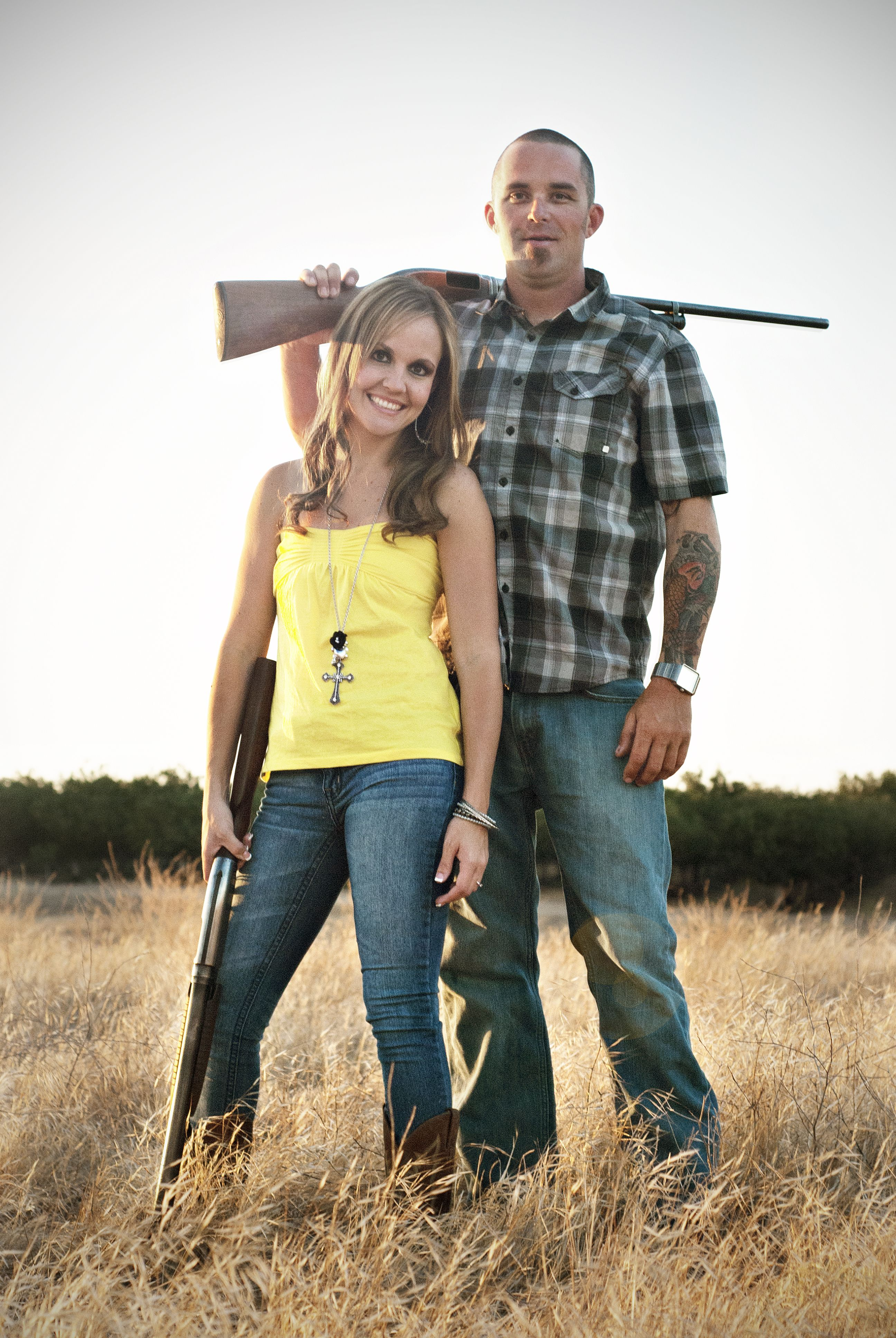 My real engagement photo / Handsome Husband / Country Love ...