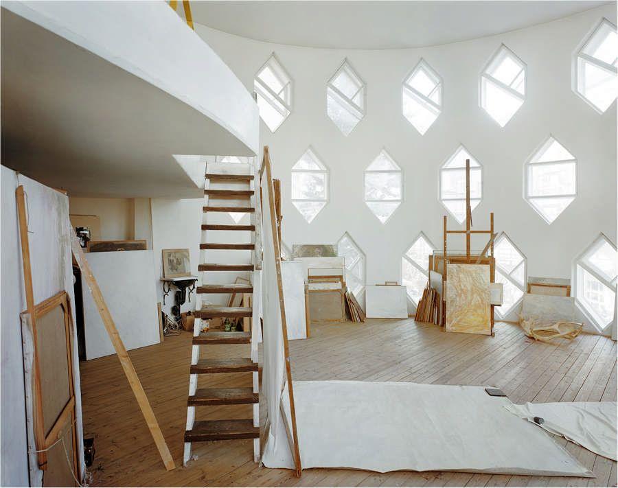 Konstruktivismus Architektur: Konstantin Melnikov