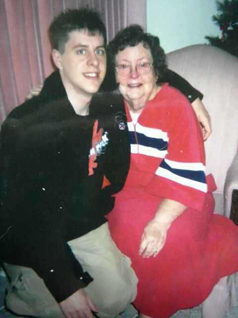 my handsome son who cancer took may 2012 and mom who passed while my son was in the hospital  MISS YOU SO MUCH