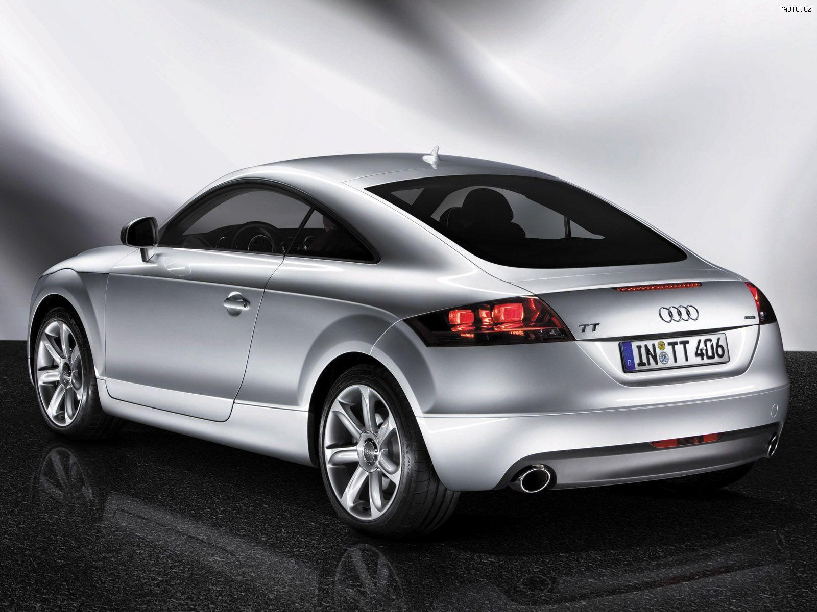 2006 audi tt Audi TT (2006) Auta na plochu, tapety na