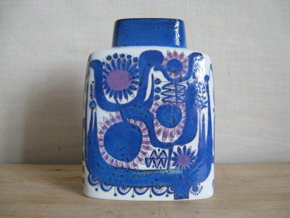 Royal Copenhagen Fajance Pillow Vase Pottery Dreams Pinterest