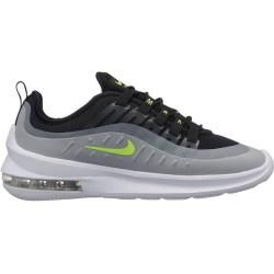 Photo of Nike Herren Sneaker Air Max Axis, Größe 47 In Black/volt-Wolf Grey-Anthracit, Größe 47 In Black/volt