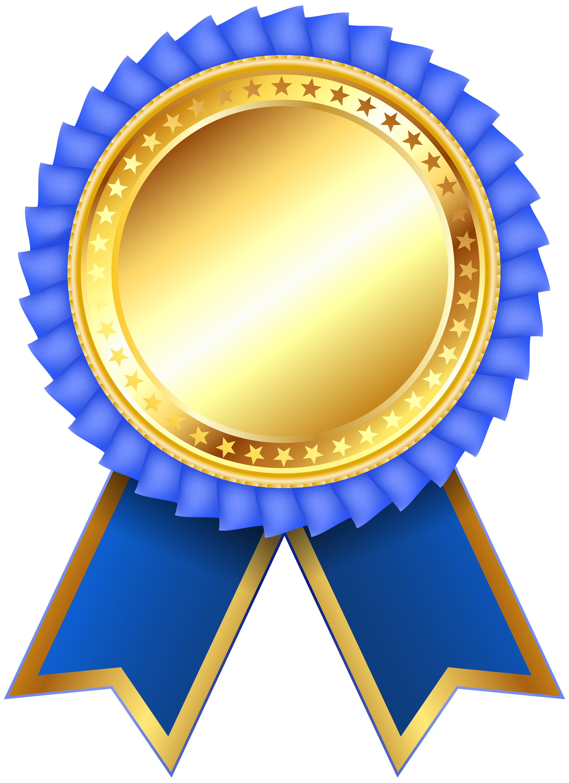 Blue Award Rosette Png Clipar Image Gallery Yopriceville High Quality Images And Transparent Png Free Clipart In 2020 Ribbon Png Blue Ribbon Award Ribbon Design