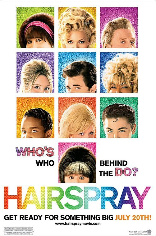 Hairspray 2007 Hairspray Movie Musical Movies Hairspray