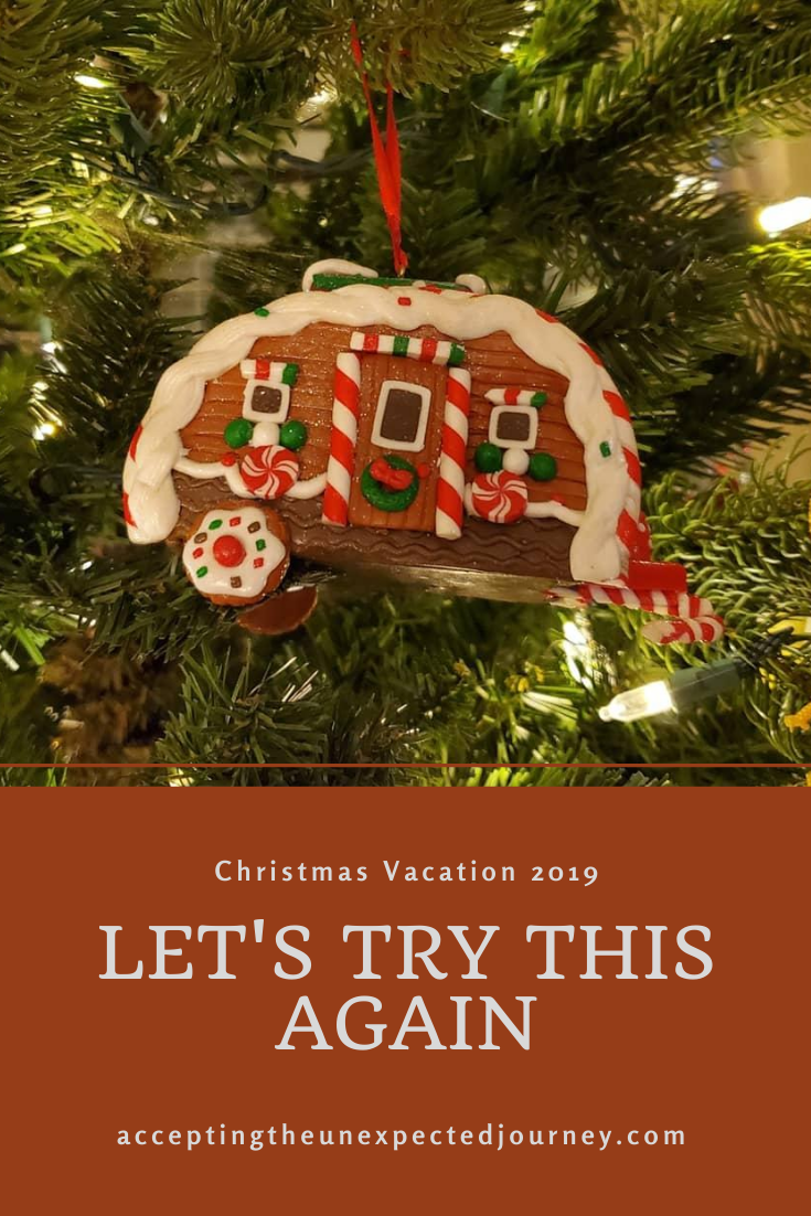 Let's Try This Again   Campsmas 2019 in 2020 | Christmas vacation