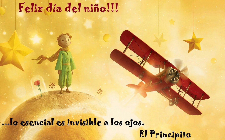 Filme O Pequeno Principe 2015 within feliz día del niño!!! lo esencial es invisible a los ojos. el