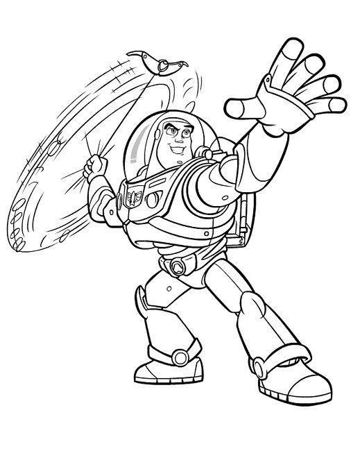 Toy Story Giant Coloring Pages ぬりえ ディズニー ディズニー ぬりえ