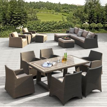 Sirio Hampton Estate Collection Patio Design Outdoor Furniture