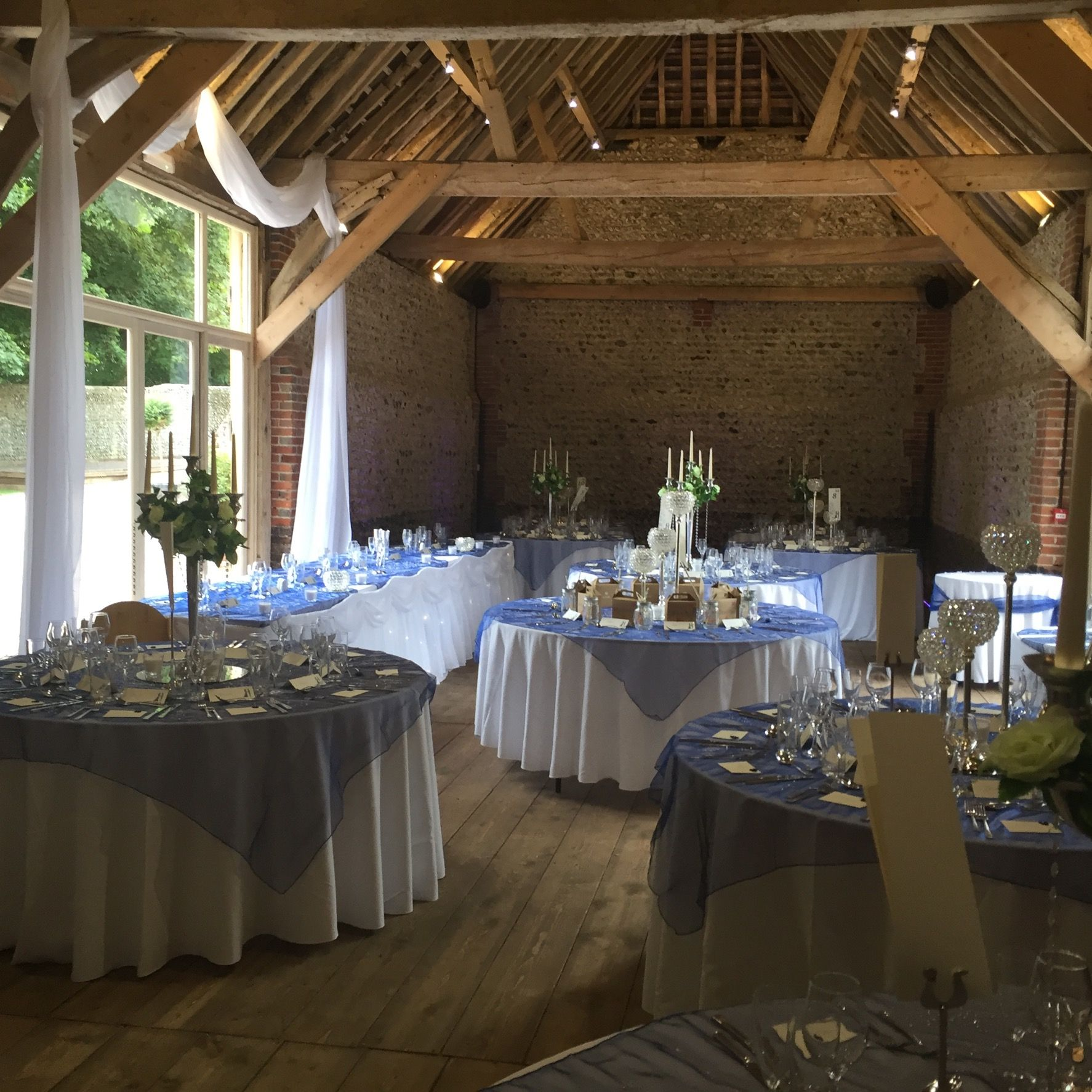 A Classical Wedding At The Lovely Cissbury Barns