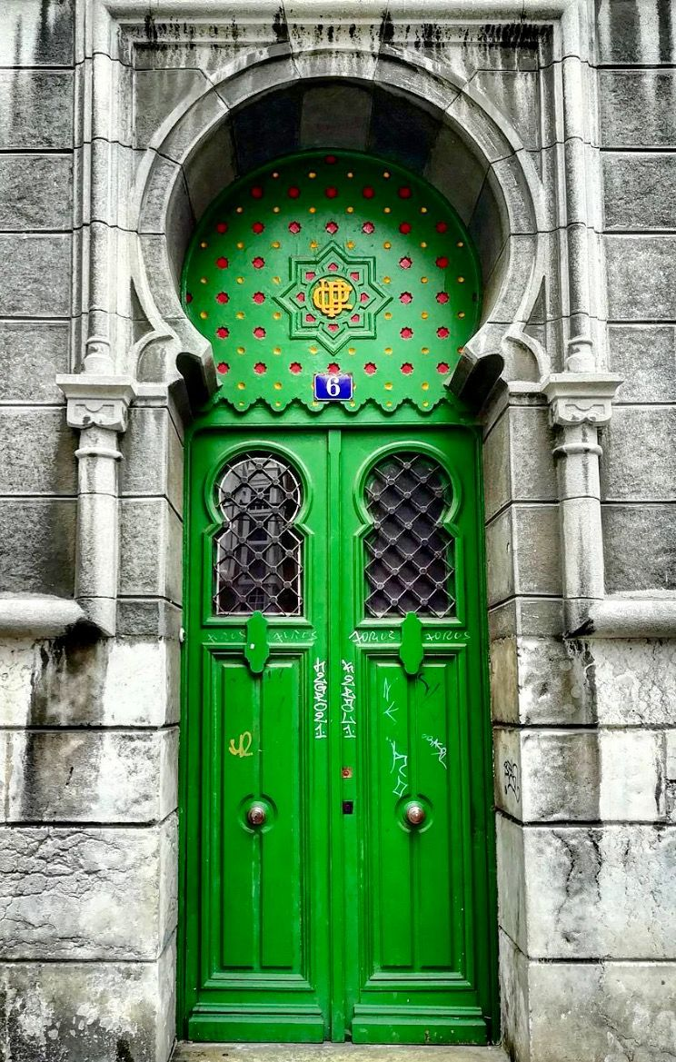 Santander Cantabria Spain Design Michaellouis Www Michaellouis Com Gorgeous Doors Beautiful Doors Unique Doors