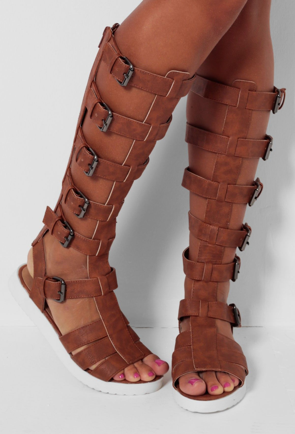 8be822b97f19 These funky gladiator sandals are perfect for an on trend summer chic and  look fab with