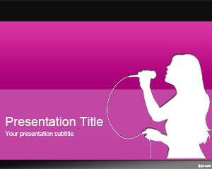 Purple karaoke powerpoint template is a free purple template for purple karaoke powerpoint template is a free purple template for karaoke powerpoint presentations you can toneelgroepblik Choice Image