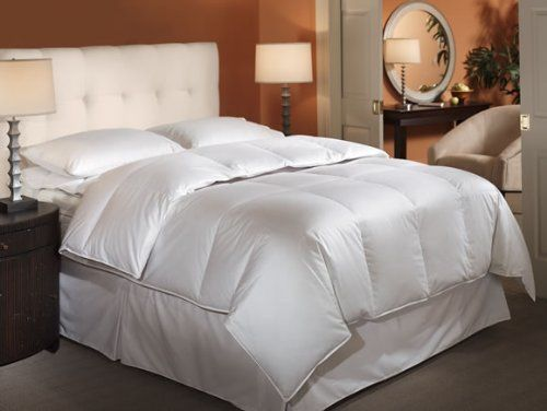 Full/Queen Down Alternative Comforter 300 Thread Count (Microfiber) - Duvet Cover Insert - 50 Oz. Fill by Luxury Egyptian Cotton. $54.98. 600 Fill Power. Full/queen: 90 x 90 inches, 50 oz. fill. 300 Thread count. 100% Microfiber Cover. Allergy Free. Sleep in luxurious comfort with this down alternative white comforter Features Micro-Fiber 300 thread-count cover Features an extremely soft touch and outstanding durability Box stitch construction keeps fill evenly distributed * Ro...
