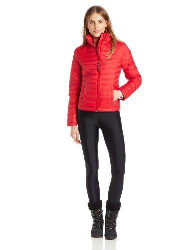 Tommy Hilfiger Women's Short Packable $144.00 | Just