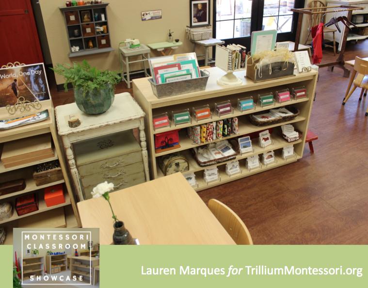 Classroom Design Essay : Classroom showcase lauren marques montessori montessori