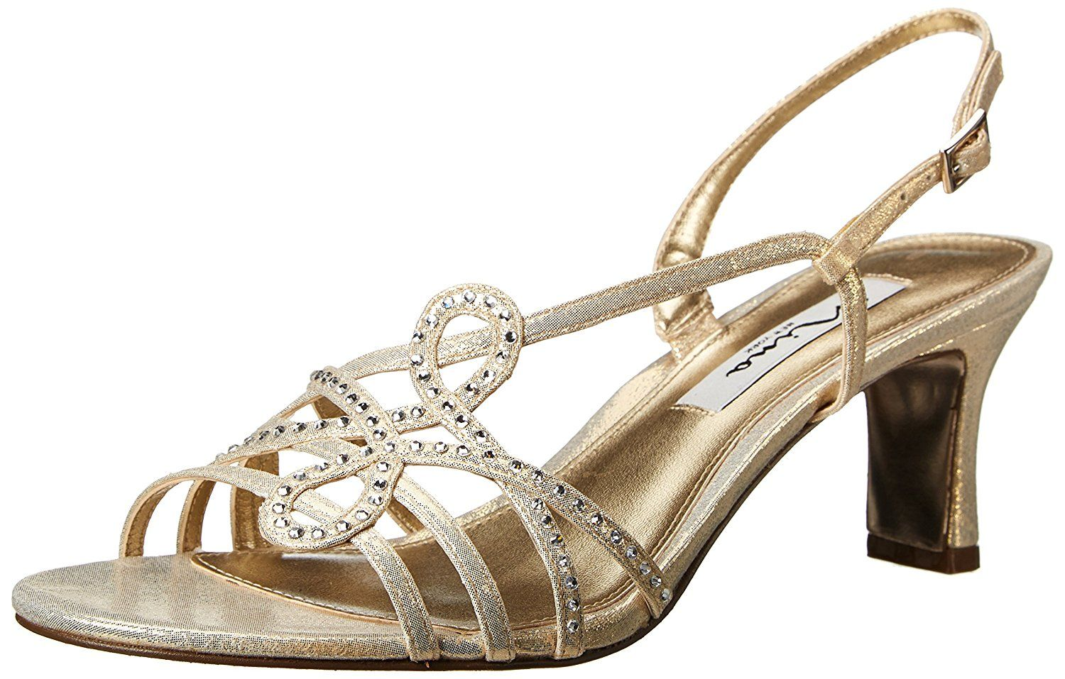 e4f349e364484 Nina Women's Garland-FY Dress Sandal ** Check this awesome product ...