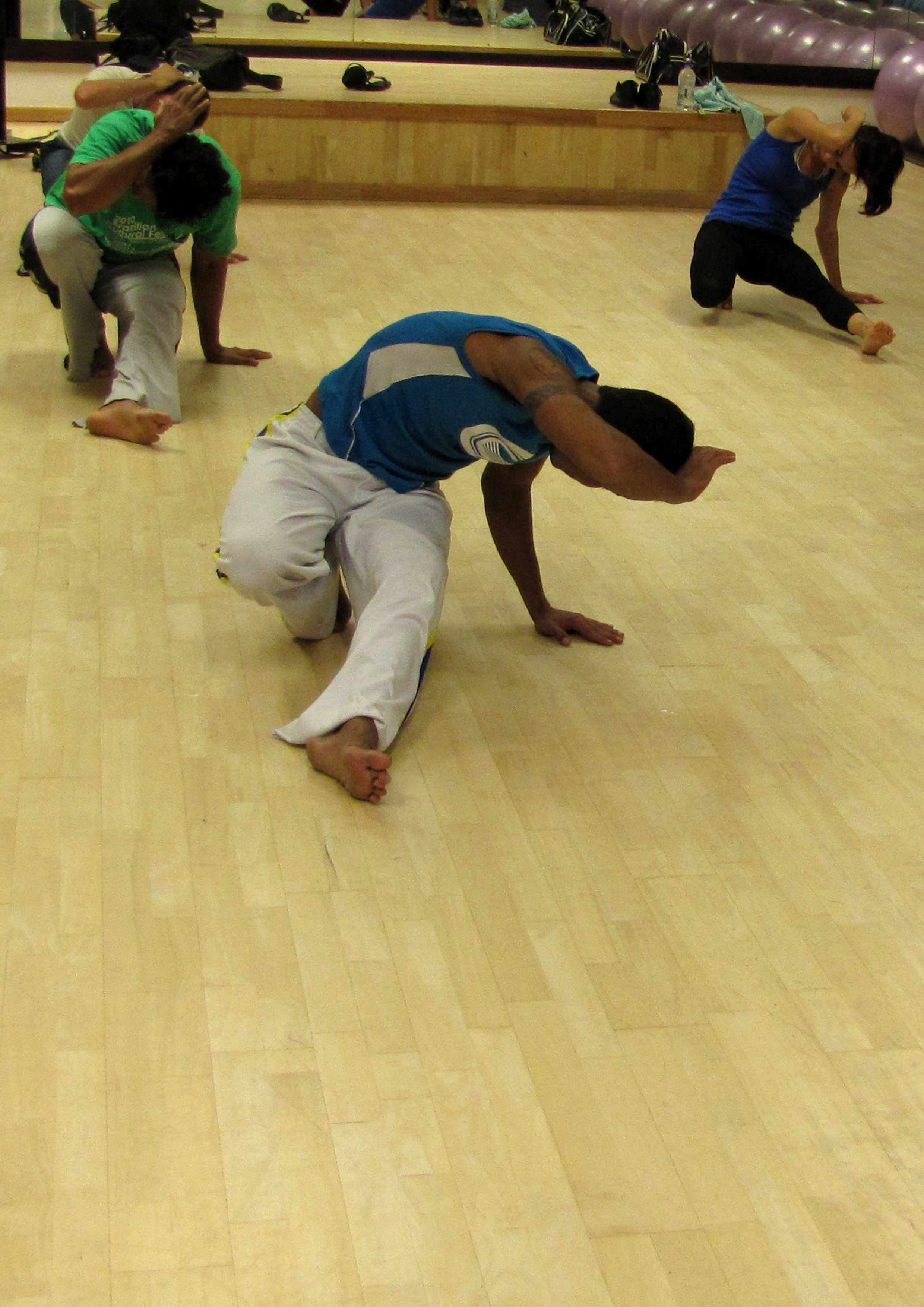 Capoeira Class, with Danca da Liberdade, Durbanville