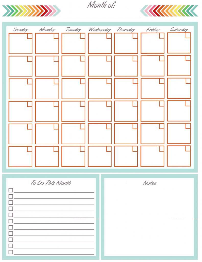 Home Organizer Page 1 of 6 | Agendas | Pinterest