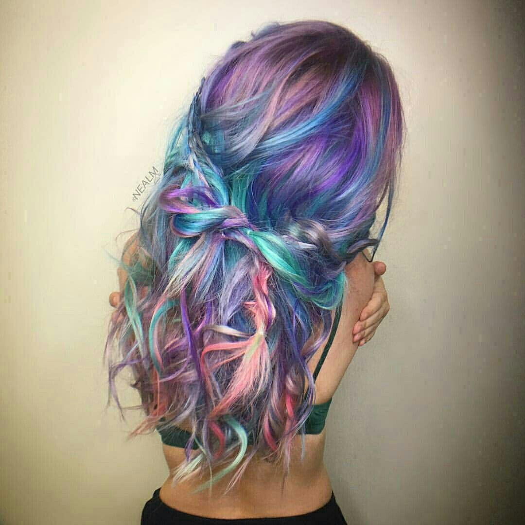 bright hair colors on pinterest bright hair rainbow hair and iiiannaiii bright hair colors hair styles bright hair