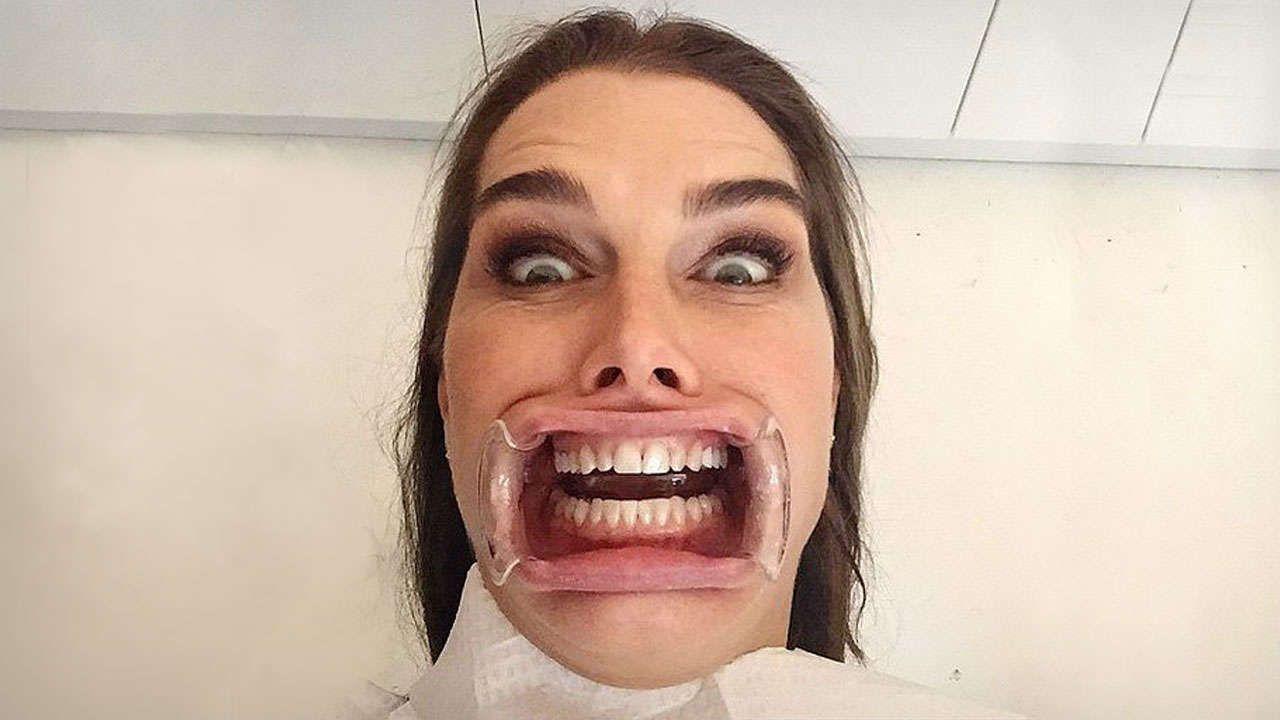 Selfie Brooke Shields
