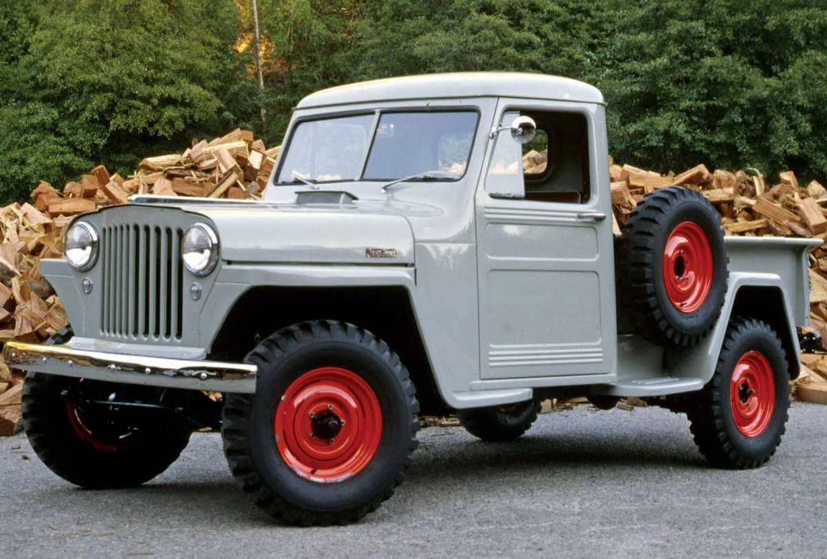 1947 Willys Jeep Truck Trucks Jeep Truck Willys Jeep