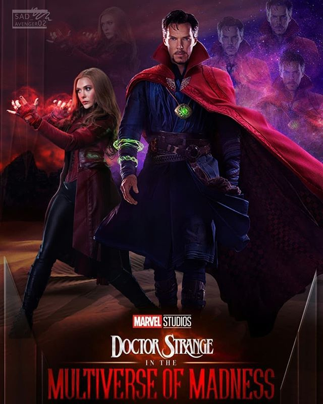 Pin By Sofia On Doctro Strange In The Multiverse Of Madness Doctor Strange Marvel Scarlet Witch Comic Doctor Strange